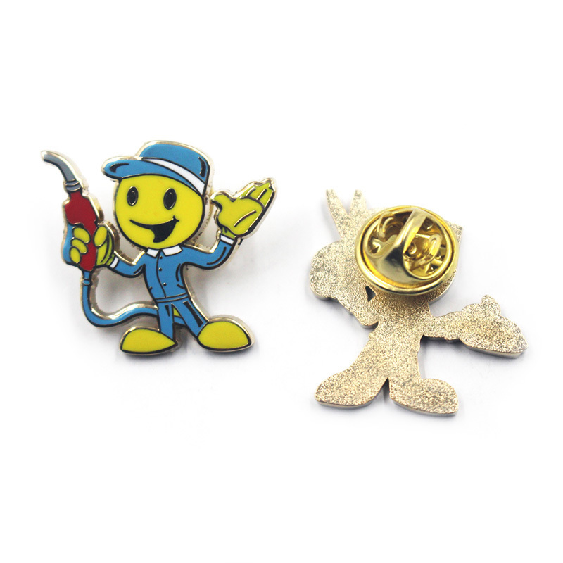 Zinc Alloy Badge